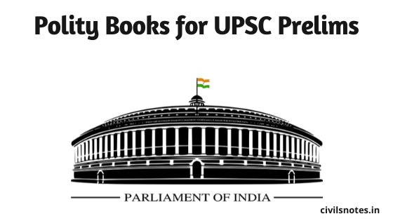 Indian Polity Books For UPSC Prelims
